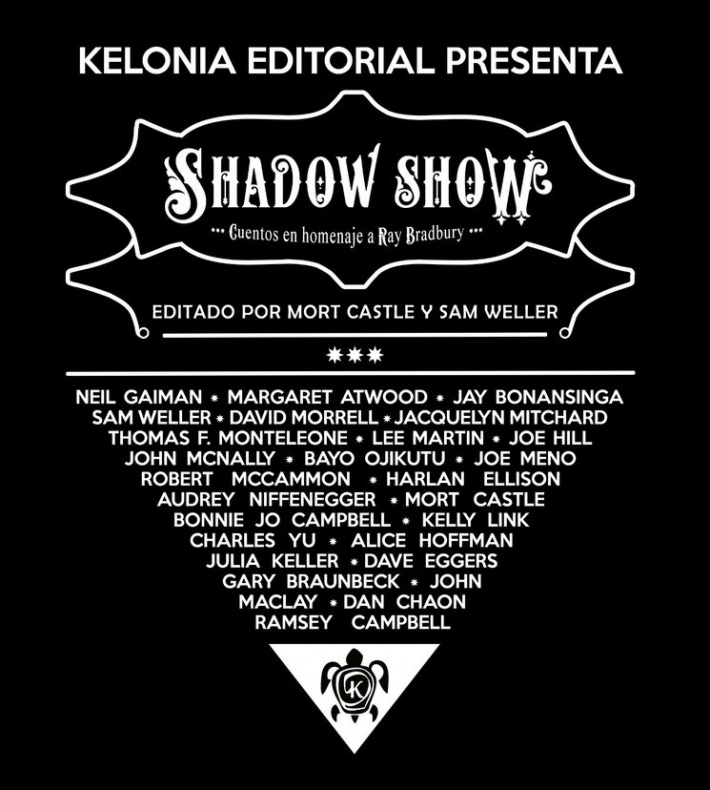 Kelonia Editorial Shadow Show Ray Bradbury