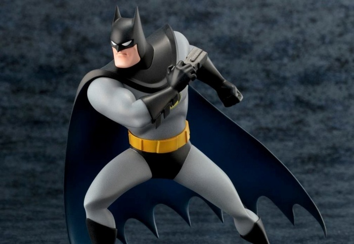 Kotobukiya lanza una nueva figura de 'Batman: La serie animada'