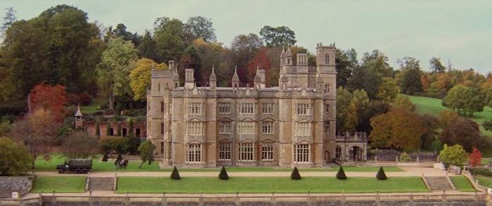 Mansion X