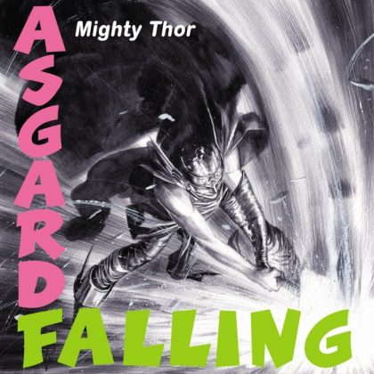 Mighty Thor Var Cvr