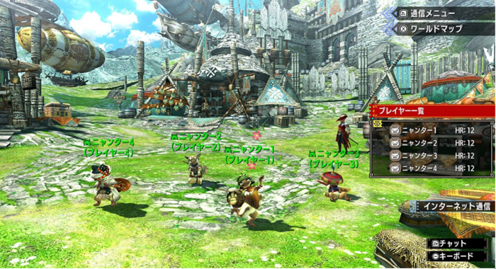 Monster Hunter XX 3