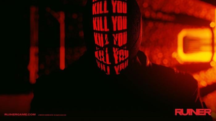 'Ruiner' es un juego de Devolver Digital lleno de acción y ubicado en el futuro 006