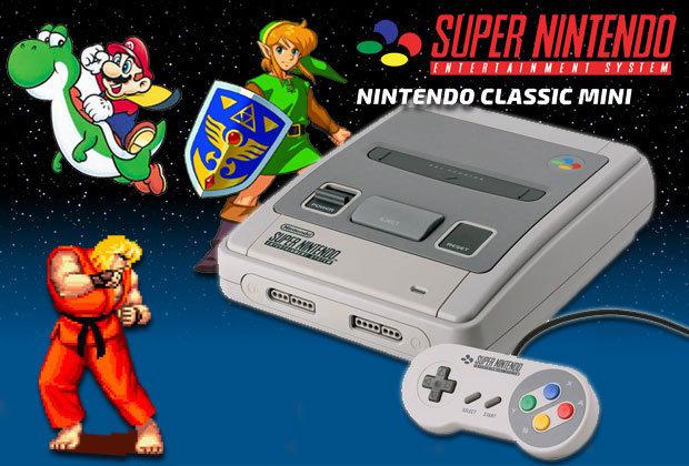 SNES-Classic-Mini