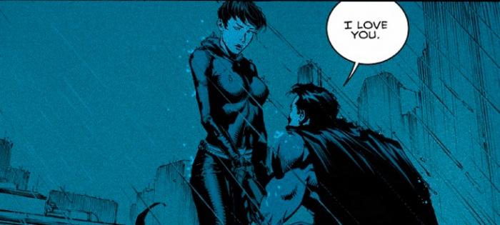 Batman propone matrimonio a Catwoman 007