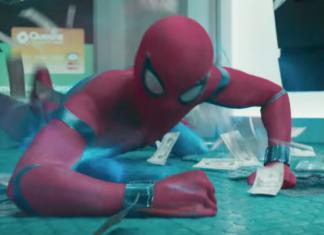 Spider-Man Homecoming - money
