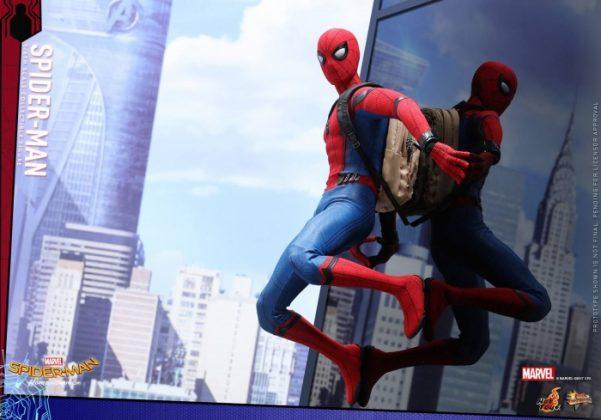 Spiderman Homecoming figuras 01