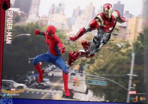Spiderman Homecoming figuras 03