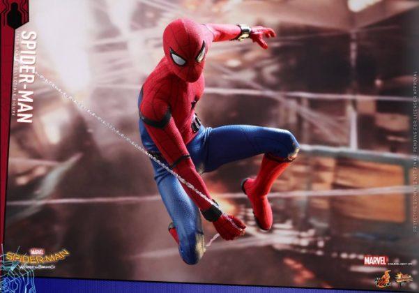 Spiderman Homecoming figuras 04