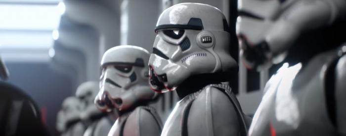 Star Wars Battlefront II Tropas 2