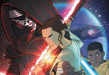 Star Wars IDW Comic