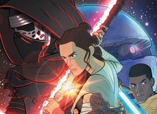 Star Wars IDW Comic
