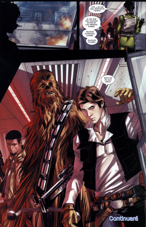 Star Wars Imperio Destruido 01 Planeta Marvel Por Jocco CRG 22