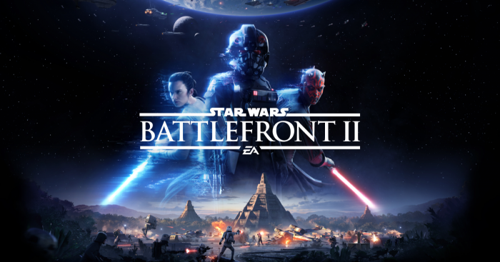 Star Wars battlefornt ii
