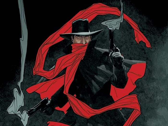 The Shadow Comic Wallpapers 2