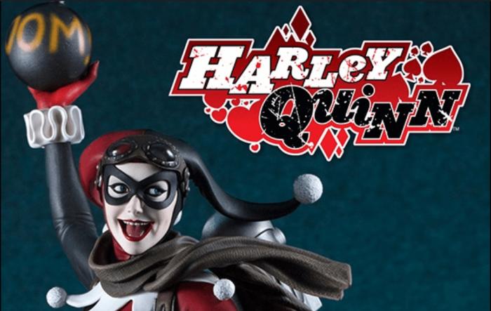 Tweeterhead presenta una nueva figura de Harley Quinn