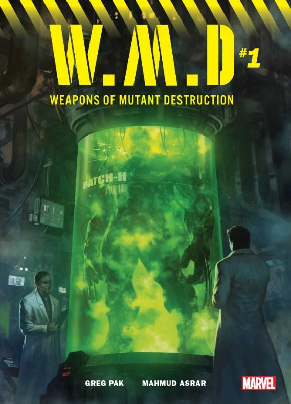 Weapons of Mutant Destruction 2 1
