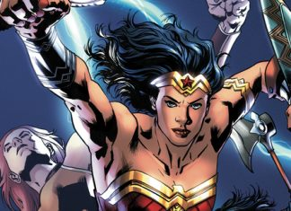 Wonder Woman DC destacada