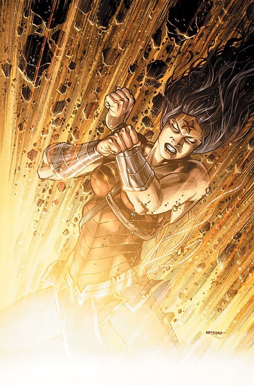 Wonder Woman Fontana