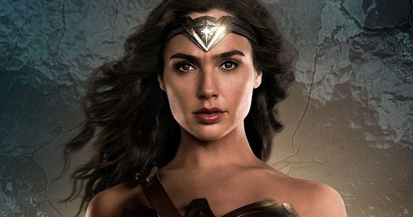 Wonder Woman - Justice League destacada