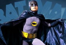 Fallece Adam West, el mítico Batman de los sesenta, a los 88 años de edad