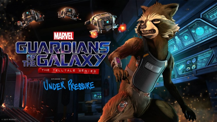 Revelado el tráiler oficial del episodio 2 de 'Marvel's Guardians of the Galaxy: The Telltale Series'