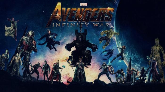Nuevas imágenes desde el set de 'Vengadores : Infinity War'