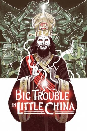 Primer vistazo a 'Big Trouble In Little China: Old Man Jack' #1 002