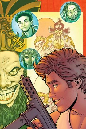 Primer vistazo a 'Big Trouble In Little China: Old Man Jack' #1 004