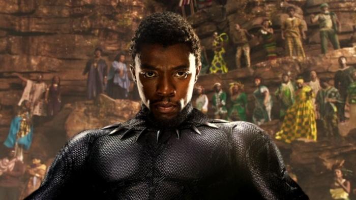 El teaser de 'Black Panther' entre los tres tráilers más vistos de Marvel en 24 horas