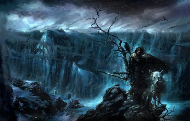 canción de hielo y fuego - ilustración