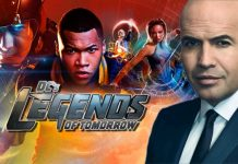 El actor Billy Zane tendrá una aparición esporádica en 'Legends of Tomorrow'