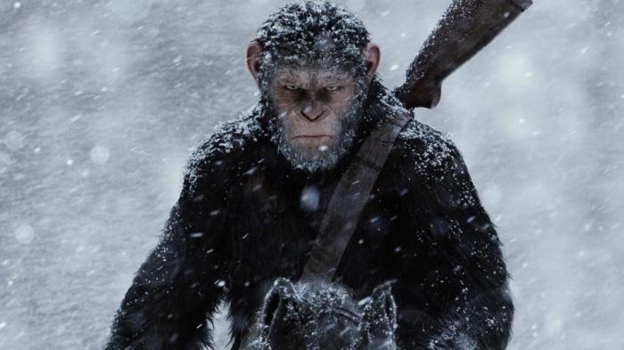 la guerra del planeta de los simios 1