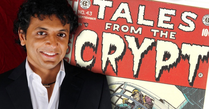 TNT cancela definitivamente el reinicio de la serie 'Historias de la cripta' de M. Night Shyamalan