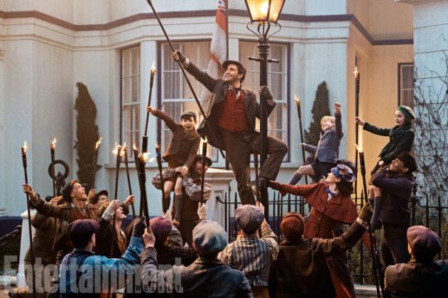 Nueva galería de fotos de 'Mary Poppins Returns' 007