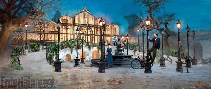 Nueva galería de fotos de 'Mary Poppins Returns' 004