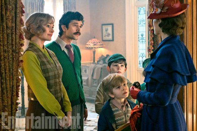 Nueva galería de fotos de 'Mary Poppins Returns' 003