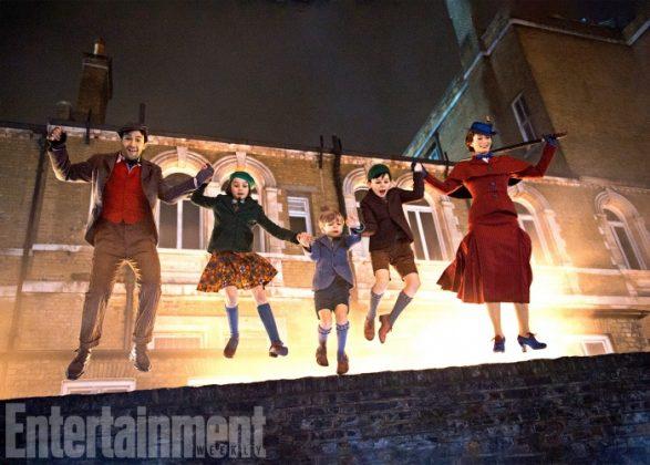 Nueva galería de fotos de 'Mary Poppins Returns' 001
