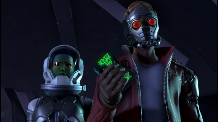 Revelado el primer tráiler oficial 'Under Pressure', episodio 2 de 'Marvel's Guardians of the Galaxy: The Telltale Series'