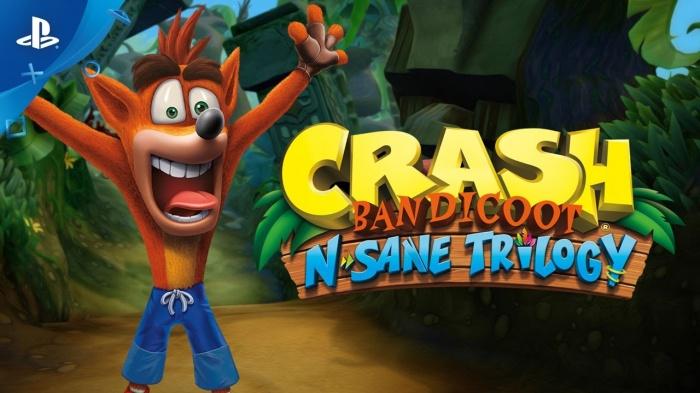 'Crash Bandicoot N. Sane Trilogy' a la vuelta de la esquina