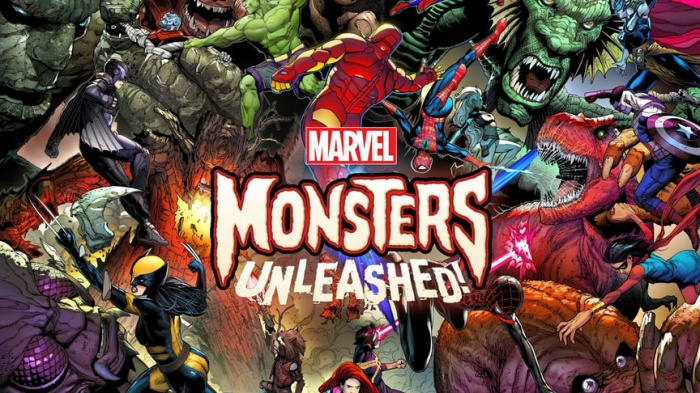 monsters unleashed portada