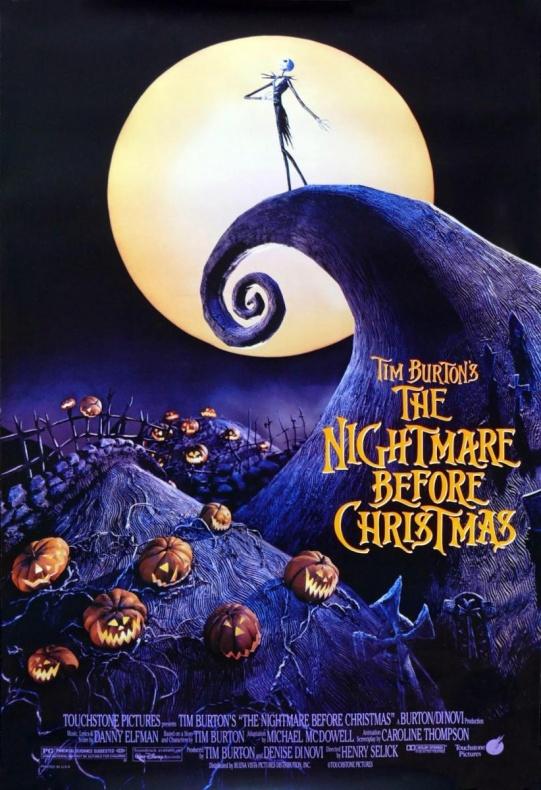 pesadillas antes de navidad