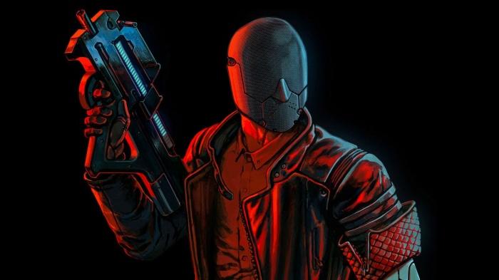 'Ruiner' es un juego de Devolver Digital lleno de acción y ubicado en el futuro 002