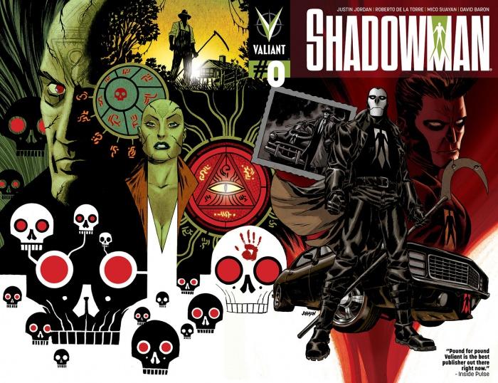 La adaptación cinematográfica de Shadowman ya tiene director