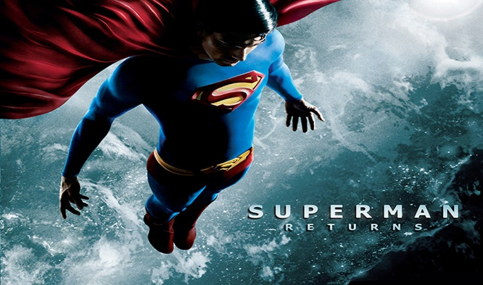 superman returns cabecera