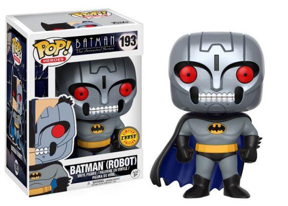 Nuevos Funko Pop! de la línea Batman: The Animated Series Pop! 001