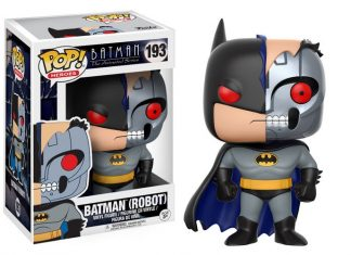 Nuevos Funko de la línea Batman: The Animated Series Pop!