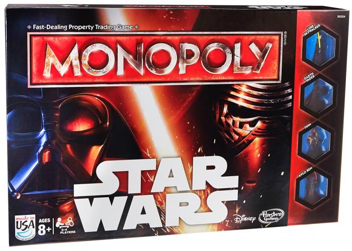 Continúa la polémica con el Monopoly de Star Wars de Hasbro y la figura de Rey 003