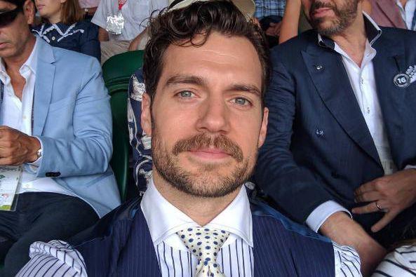 El bigote de Henry Cavill es un problema para las regrabaciones de 'Liga de la Justicia' 002