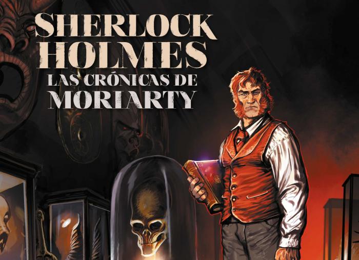 Reseña de 'Sherlock Holmes: Las crónicas de Moriarty' 002