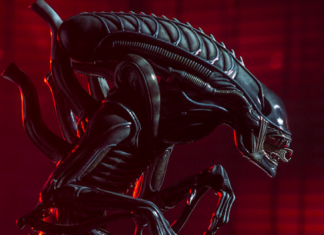 Sideshow presenta una estatua del Alien Warrior